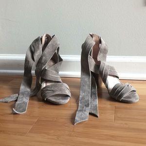 Raye Summer Grey Heels